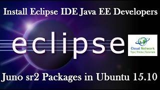 How Install Eclipse Ide Ee Developers Juno Sr2 Packages Ubuntu Desktop