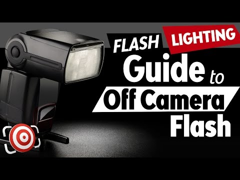 What is a speedlight flash? Strobist Photography Tutorial Series on Off Camera Flash