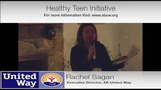 Healthy Teen Initiative - Acton Boxborough United Way: November 13th, 2016
