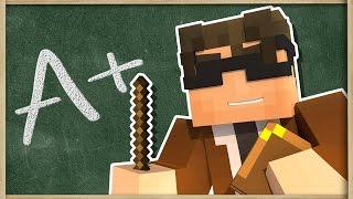 Minecraft TEACHER! WELCOME TO SUMMER SCHOOL! (Minecraft Roleplay)