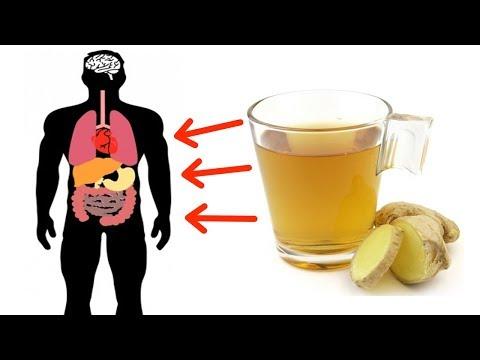 7 Reasons Why You Should Drink Lemon Ginger Tea | Lemon Ginger Tea Benefits