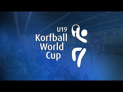 Opening U19 Korfball World Cup 2016