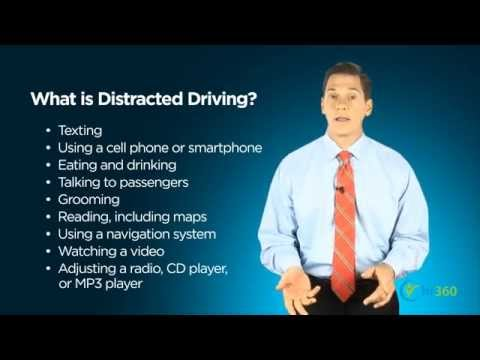 Distracted Driving is Risky Business