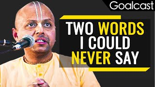 Why You Should Apologize To Your Dad | Gaur Gopal Das | Goalcast