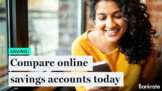 Compare Online Savings Accounts Today At Bankrate.com