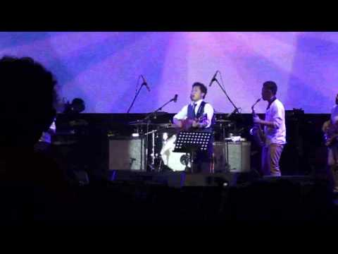 Sandhy Sondoro Why Dont We  live show @Java Soulnation Festival