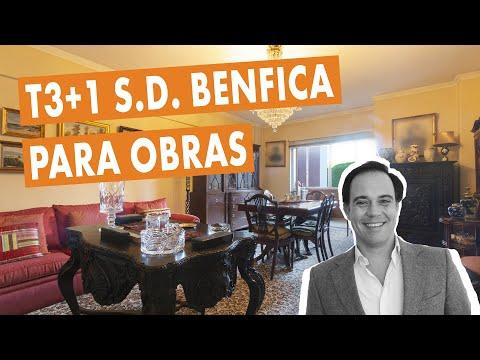 T3+1 São Domingos de Benfica | João Simões Dias