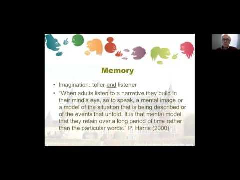 Story Regions Webinar No1  Storytelling in Education