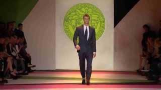 Versace Men's SS14 Fashion Show Thumbnail