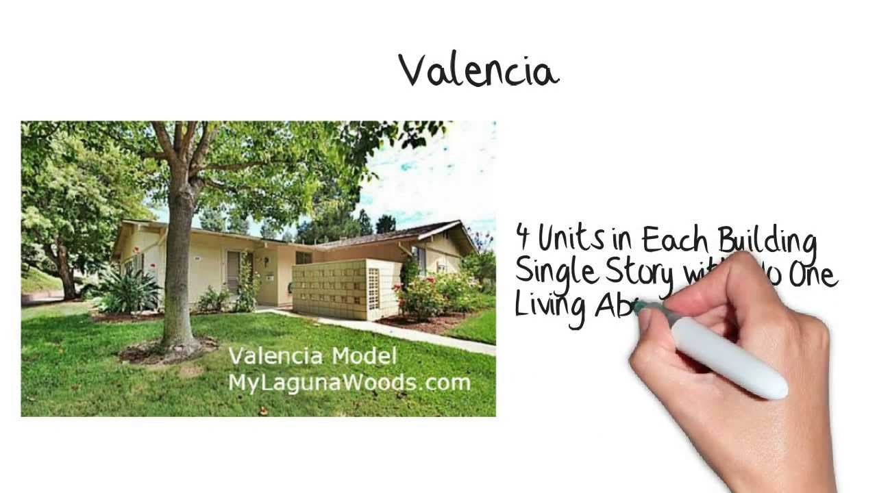 Valencia Model In Laguna Woods Floor Plans YouTube - Laguna woods village floor plans