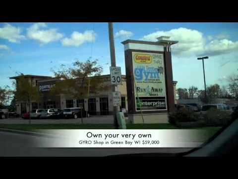 Green Bay Restaurant for Sale   Gyro Shop Aggressive PRICE