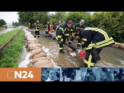 Nachrichten - Braunschweig bereitet sich auf Flutwelle vor
