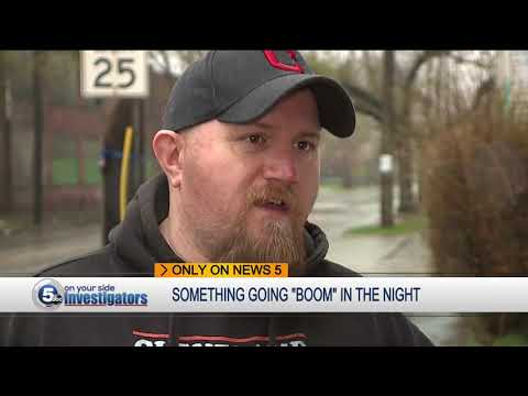 Cleveland's Slavic Village residents report unexplained light flashes, sonic booms