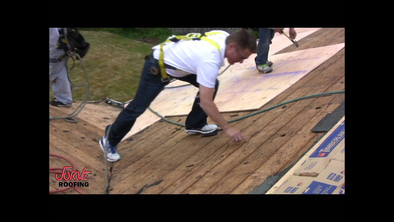 Jorve Roofing tips from ted on sheathing jorve roofing