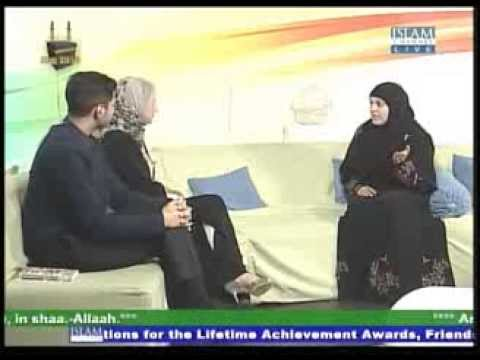 Shahida Rahman - Islam Channel - Living the Life