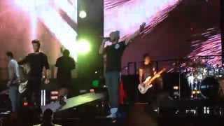 MÚSICA | One Direction en Uruguay - Best Song Ever - 6-5-14 Where we are tour