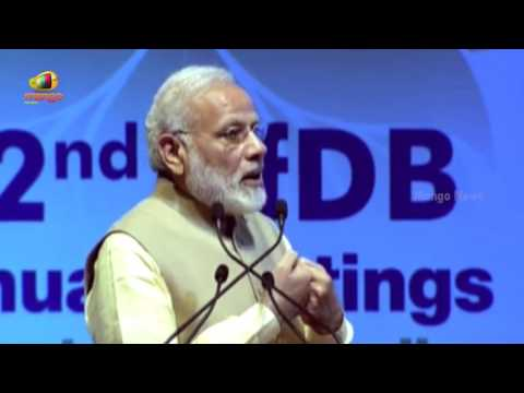 PM Modi Speech At Opening Ceremony of Meetings of the African Development Bank Group   Mango News