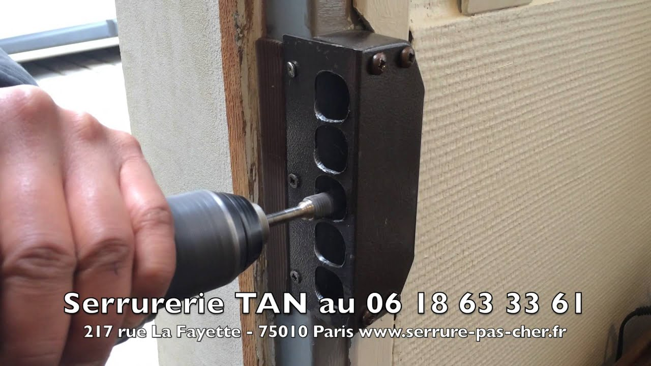 Tutoriel Réglage De Porte Difficile à Fermer Problème Ouverture De - Porte placard coulissante jumelé avec réparation porte blindée