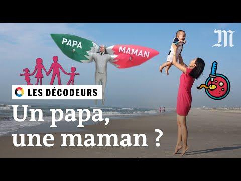 PMA : faut-il vraiment un papa et une maman ? #LesDécodeurs