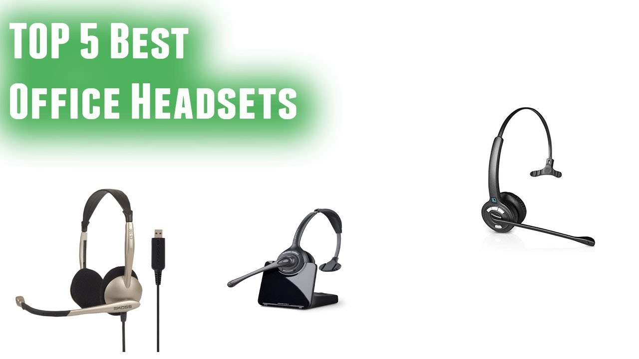 Best Office Headsets 2019 Best Office Headsets 2019   YouTube