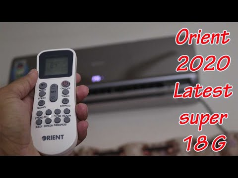 Latest  Orient AC For Summer  2020