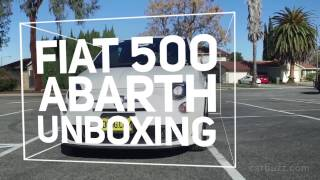 Unboxing 2017 Fiat 500 Abarth - A Street Legal Go Kart(, 2017-01-27T23:15:44.000Z)