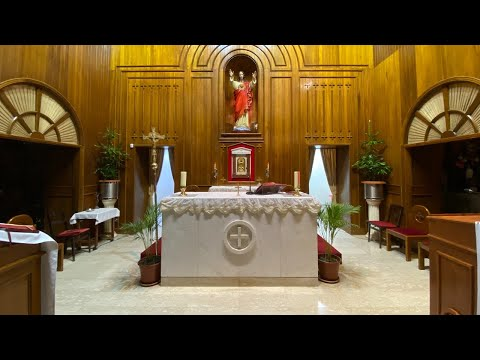 ENGLISH MASS - 5th Sunday in Ordinary Time (07-02-2021)