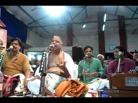 011 yeppo varuvaro - Sri O S Thyagaraja Bhagavathar @ Kalpathy Bhajanotsavam 2011