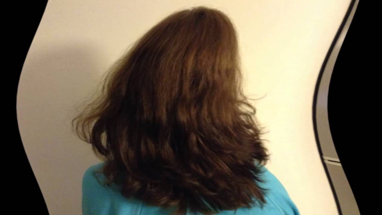 Пушистость волос