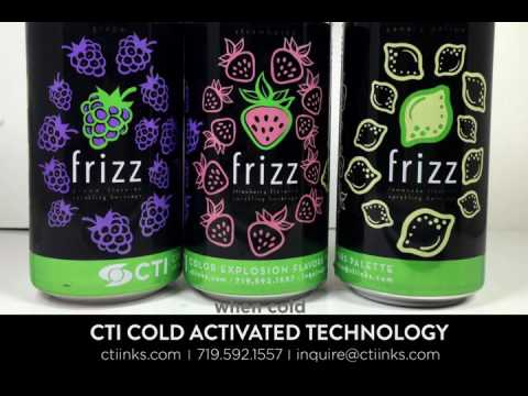 Show Your Flavors With CTI Inks.
