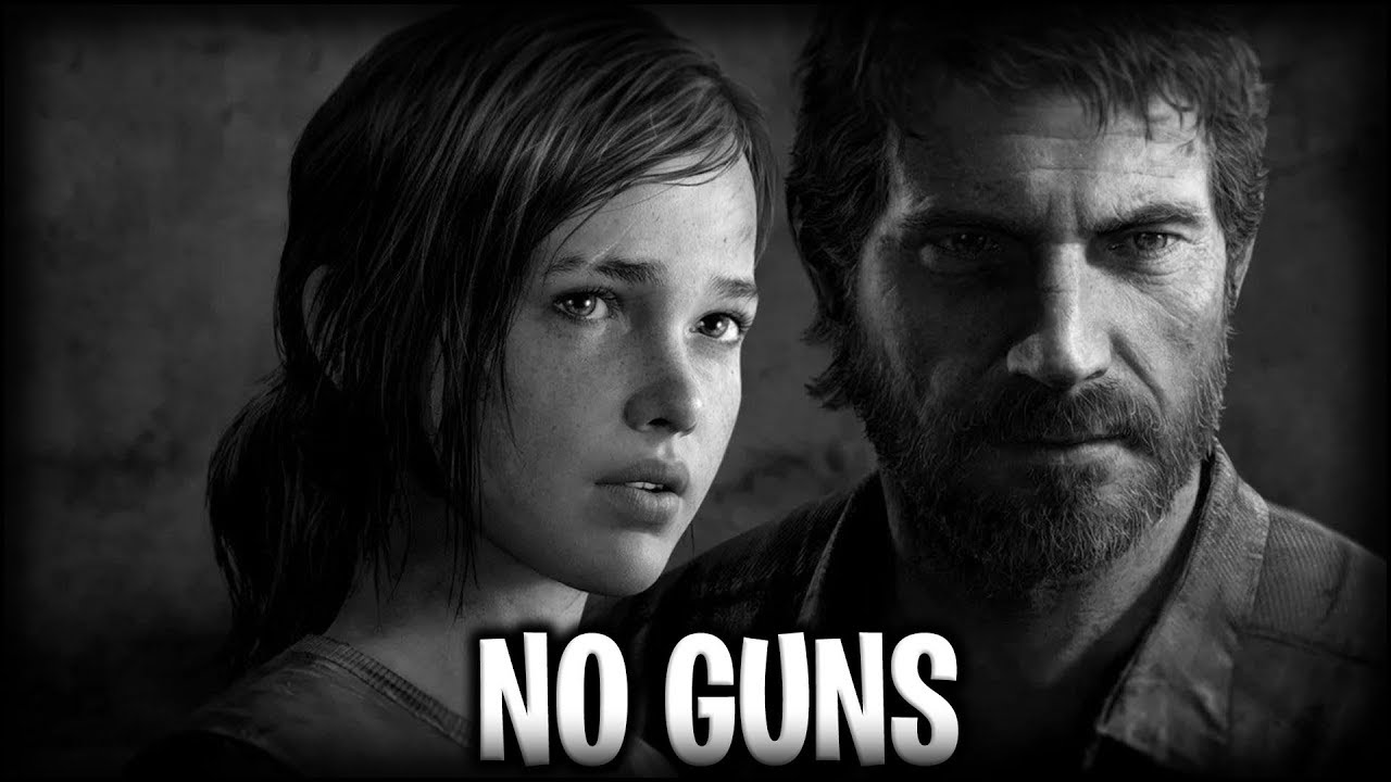 Last of Us: No Guns - Full Game (PS4 Pro)