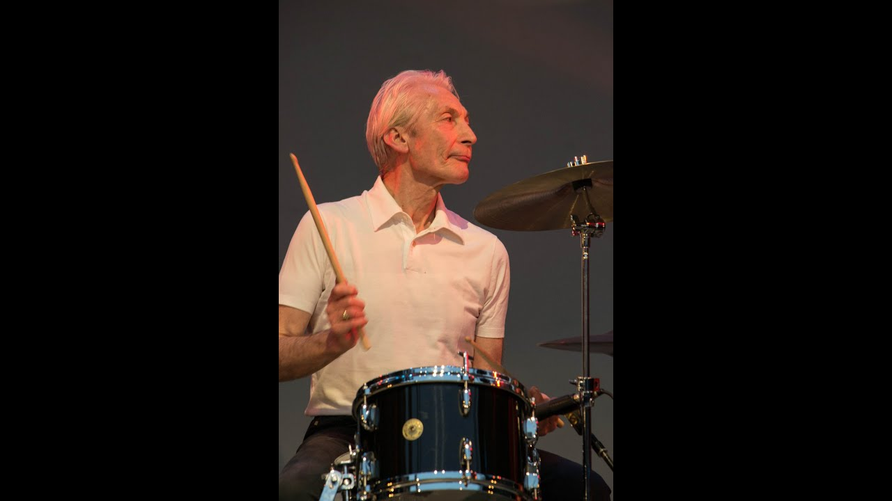 charlie watts skips the high hat when playing the snare drum youtube