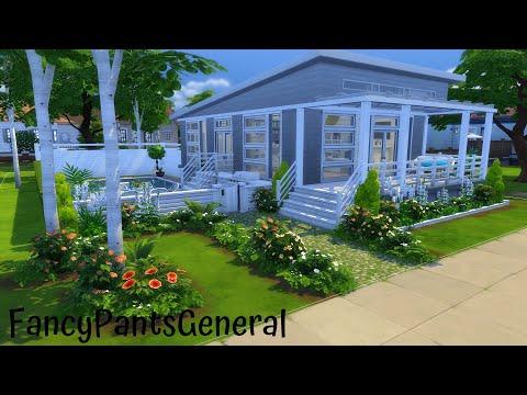 HOUSE RENOVATION (DAISY HOVEL) | Speed Build | The Sims 4