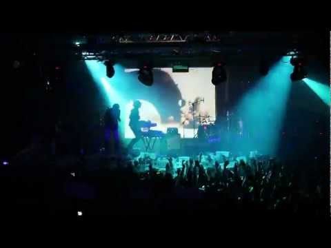 IAMX - Spit It Out (live in Moscow 03.11.2012)