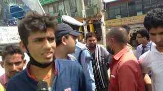Gadi todford at tinkune kathmandu