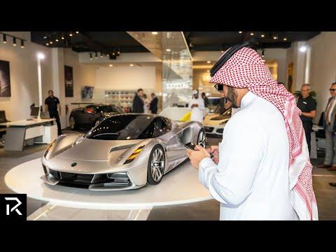 Meet The 2000HP Super Car That Broke Tesla