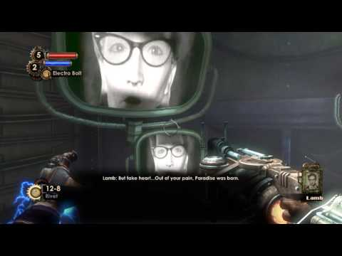 BioShock 2 The Atlantic Express Gameplay