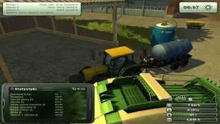 Zagrajmy w Farming Simulator 2013 na multiplayer #32 - Woda i szklarnia.