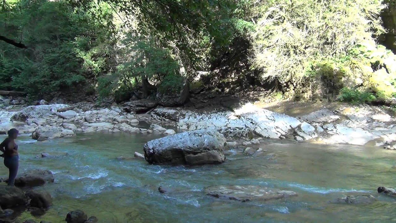 Гуамское ущелье, Адыгея