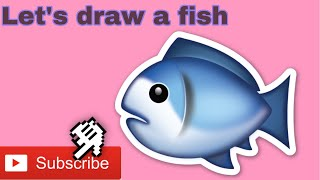 #DrawingHD #Colors HOW TO DRAW A FISH BY USING PALM FOR KIDS