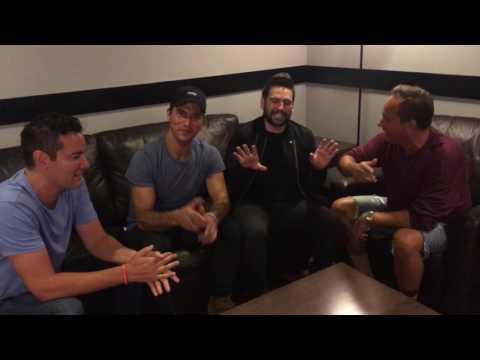 S&R Interview Dan + Shay 8.20.16