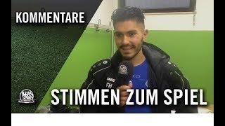 Die Stimmen zum Spiel | Spvgg. 05 Oberrad – SV Waldhof Mannheim (Testspiel)