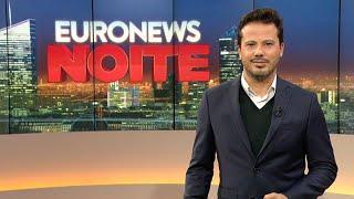 Euronews Noite   As notícias do Mundo de 6 de janeiro de 2020