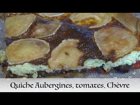 quiche-aubergines,-tomates-et-chèvre