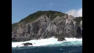 Япония. Остров Кодзусима (Kozushima) -1 часть(Остров Кодзусима (Kozushima), который находится примерно в 118км. к югу от Токио, до него можно добраться только..., 2015-07-20T12:01:51.000Z)