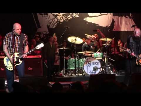 """Avenues and Alleyways"" (Live) - Rancid - San Francisco, Warfield - January 2, 2016"