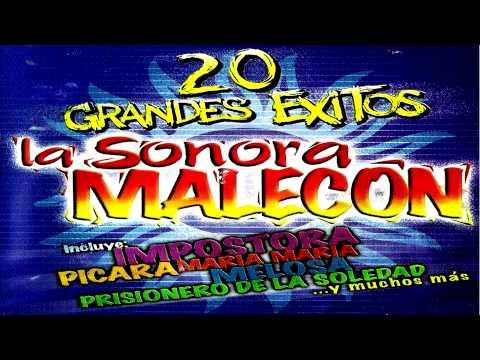 sonora malecon 20 exitos disco completo