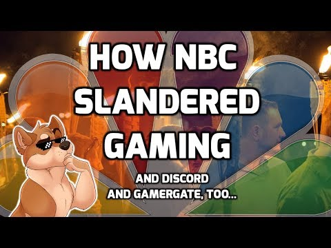 How NBC Slandered Gaming
