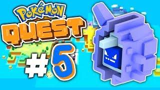 """Pokemon Quest - """"FIRE VS ICE!"""" - Episode 5"""
