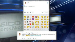 Kristaps Porzingis claims his Twitter account was hacked